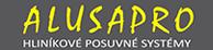 logo pätička - zimné záhrady, zádveria, terasy, deliace priečky | Alusa pro